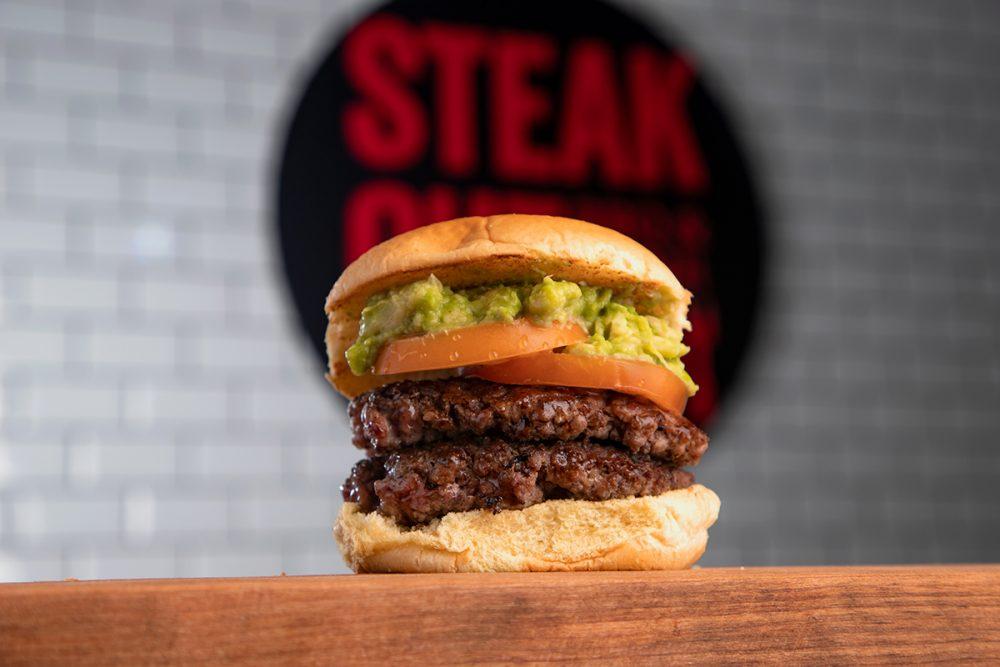 El Paso Burger Doble
