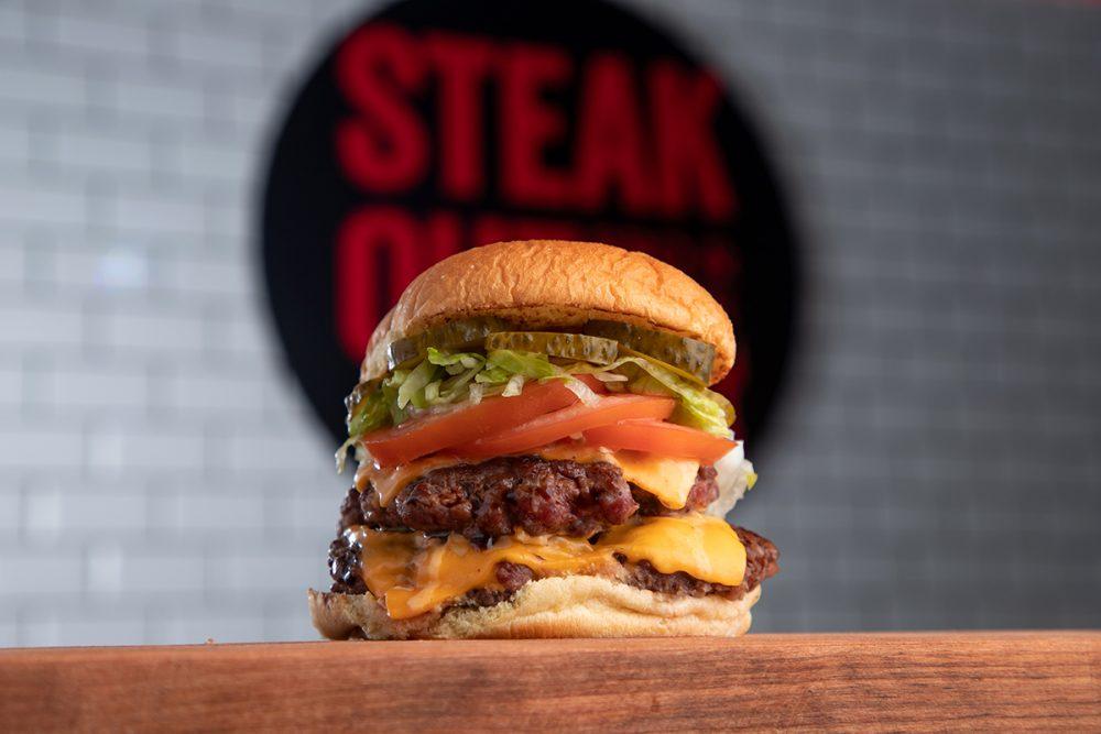 Steakout Burger Doble